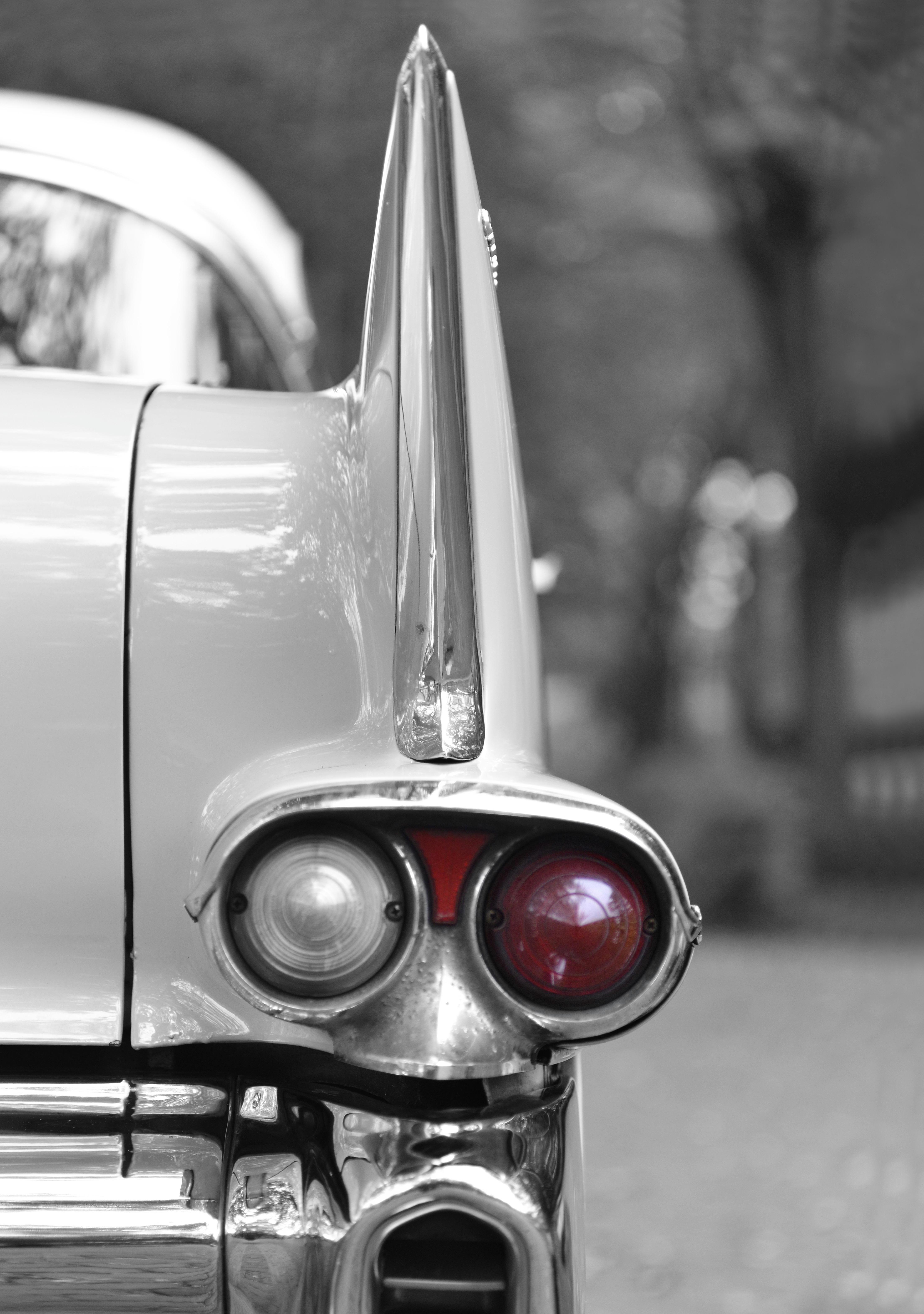 Remlicht oude auto II_Fotor